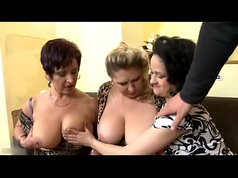 Three Sexy Matures Fuck One Lucky Guy – Creamza.com
