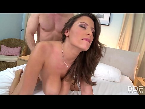 Busty Milf Sensual Jane Rides Hard Cock For That Orgasm