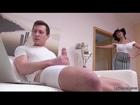 Huge Fake Tits Milf Bangs Young Big Cock