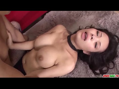 Threesome Extreme For Busty Asian Woman Kyouko Maki – More At Japanesemamas Com
