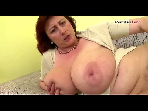 Mature Mom With Big Tits Met Her At – MomsFuck.Online