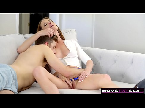 MomsTeachSex – Perv MILF Has Foreign Teen Please Sons Cock S8:E7