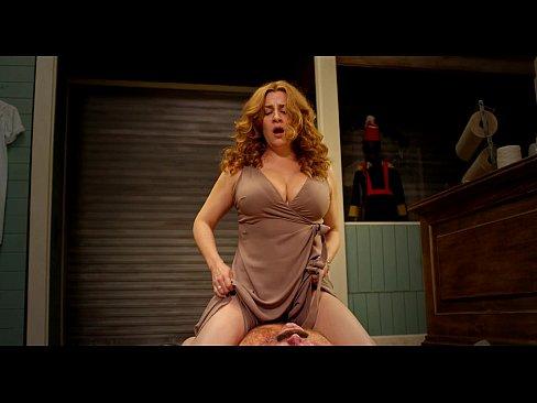 Mainstream Movie – Big Tits GILF Pissing (golden Shower)