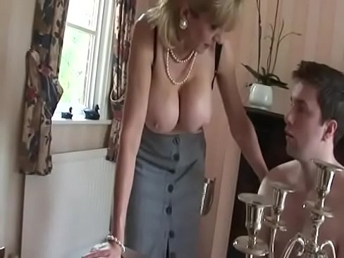PIMPbb.com – MILF Give  Young Boy Her Big Tits